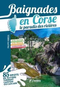 Baignades en Corse