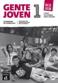 Gente joven 1 A1.1 : curso de espanol para jovenes : cuaderno de ejercicios