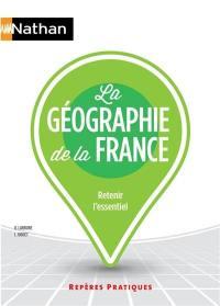 La géographie de la France