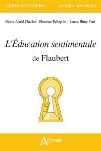 L'éducation sentimentale de Flaubert