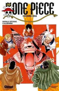 One Piece. Volume 20, Bataille décisive à Alubarna
