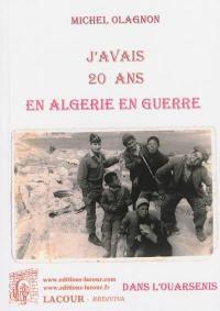 J'avais 20 ans en Algérie en guerre