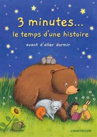3 minutes... le temps d'une histoire