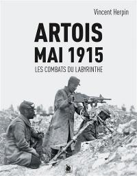 Artois, mai 1915