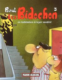 Les Bidochon. Volume 3, Les Bidochon en HLM