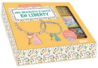 Mes bracelets d'amitié en Liberty