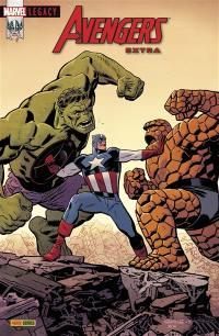 Marvel legacy : Avengers extra. n° 3, Hors du temps