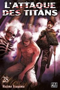 L'attaque des titans. Volume 28,