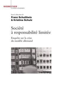 Société à responsabilité limitée