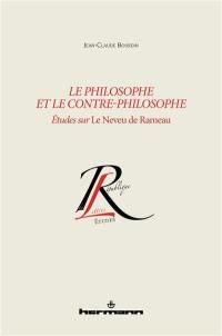 Le philosophe et le contre-philosophe