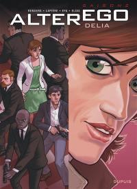 Alter ego. Volume 3, Delia