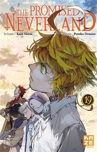 The promised Neverland. Volume 19,