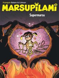 Marsupilami. Volume 33, Supermarsu