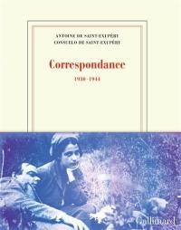 Correspondance, 1930-1944