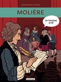 Les classiques en BD, Molière
