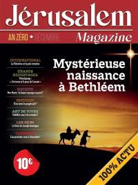 Jérusalem magazine