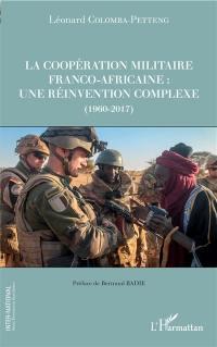 La coopération militaire franco-africaine