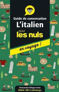 L'italien pour les nuls en voyage !