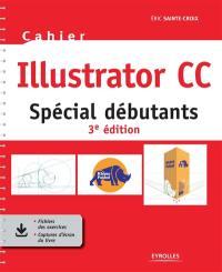 Cahier Illustrator CC