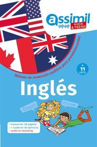 Inglés + 11 anos