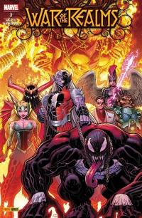 War of the realms. n° 2,