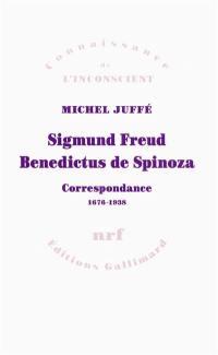 Sigmund Freud, Benedictus de Spinoza