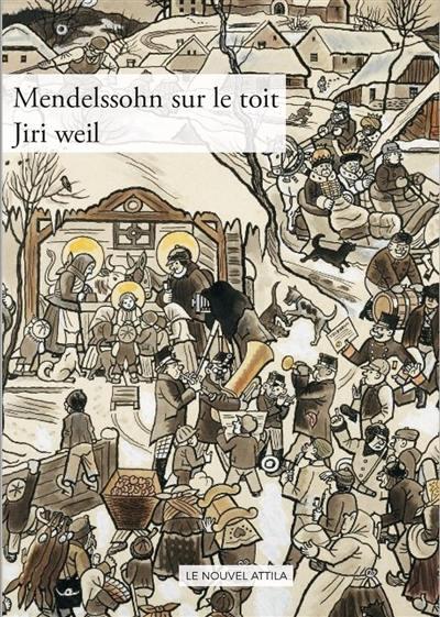 Mendelssohn est sur le toit. Complainte pour 77.297 victimes