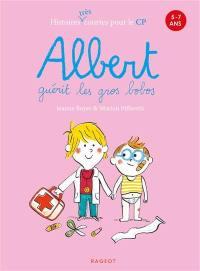 Albert, Albert guérit les gros bobos