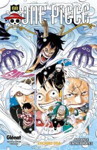 One Piece. Volume 68, Alliance entre pirates