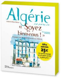 Algérie, soyez les bienvenus !