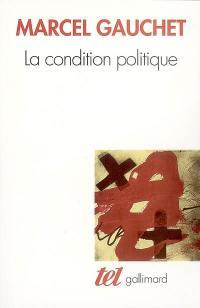 La condition politique