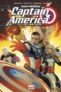 Captain America. Volume 4, Fin du chemin
