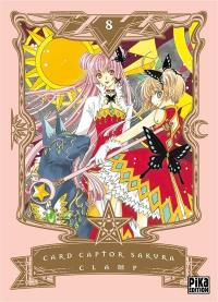 Card Captor Sakura. Volume 8,