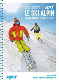 Le ski alpin dans des dispositifs éducatifs au collège
