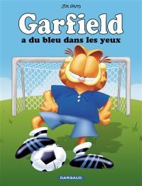 Garfield. Volume 71, Garfield a du bleu dans les yeux