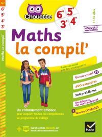 Maths, la compil'