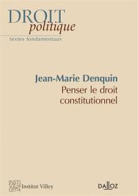Jean-Marie Denquin