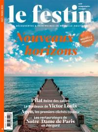 Festin (Le), n° 117. Nouveaux horizons