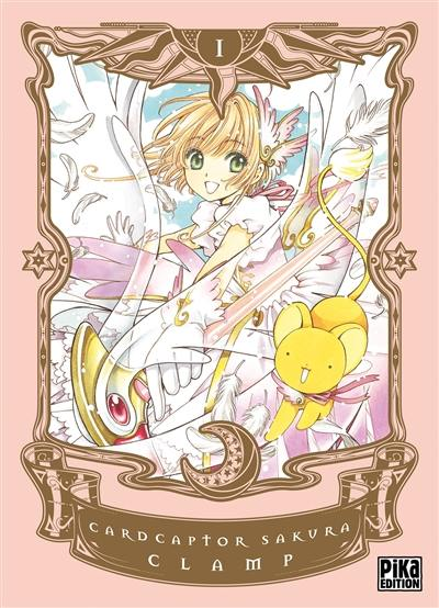 Card Captor Sakura. Volume 1