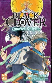 Black Clover. Volume 3,