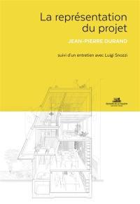 La représentation du projet comme instrument de conception