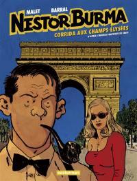 Nestor Burma, Corrida aux Champs-Elysées, Vol. 12