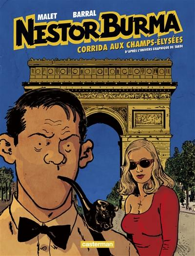Nestor Burma. Volume 12, Corrida aux Champs-Elysées