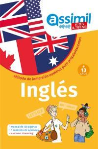 Inglés + 13 anos