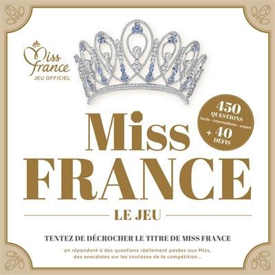 Miss France, le jeu