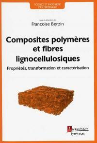 Composites polymères et fibres lignocellulosiques