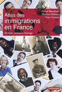 Atlas des immigrations en France