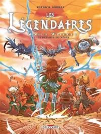 Les Légendaires. Volume 21, World without