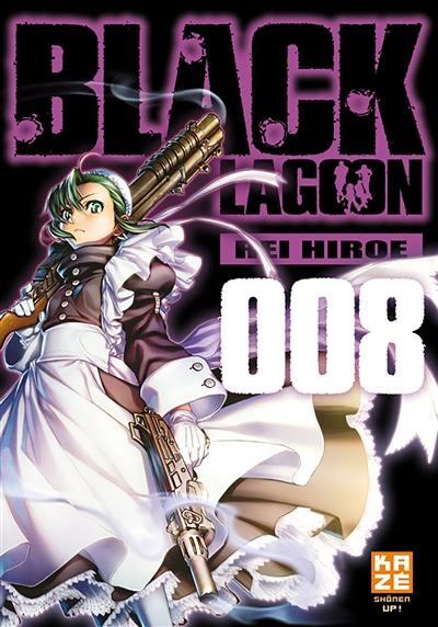 Black lagoon. Volume 8,