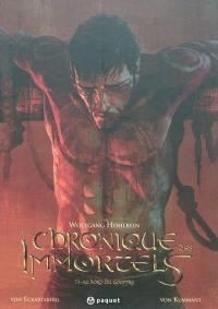 La chronique des immortels. Volume 3, Au bord du gouffre